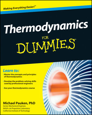 Thermodynamics for Dummies®