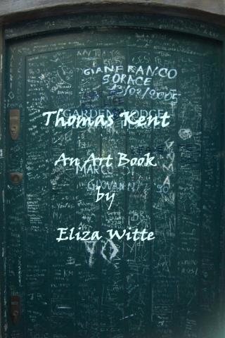 Thomas Kent - An Art Book