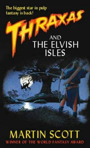 Thraxas and the Elvish Isles [calibre 1.47.0]