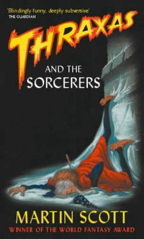 Thraxas and the Sorcerers [calibre 1.47.0]