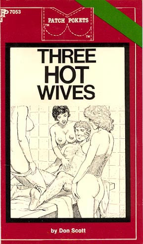 Three hot wives