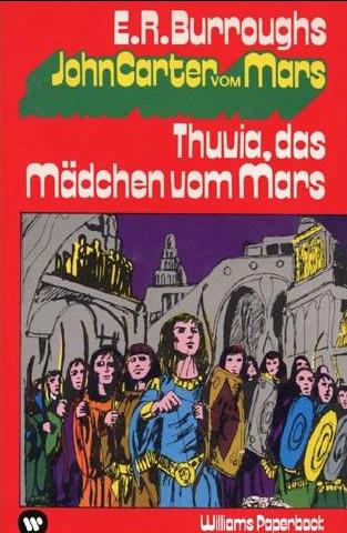 Thuvia, das Mädchen vom Mars