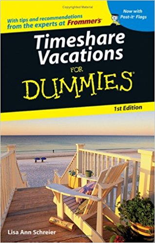 Timeshare Vacations For Dummies®