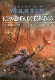 Tormenta de espadas [A Storm of Swords - es]