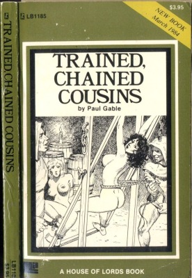 Trained, chained cousins