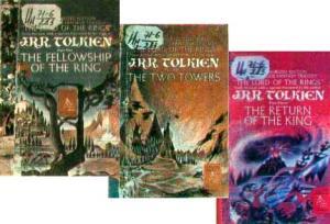 Три цвета Джона Толкина