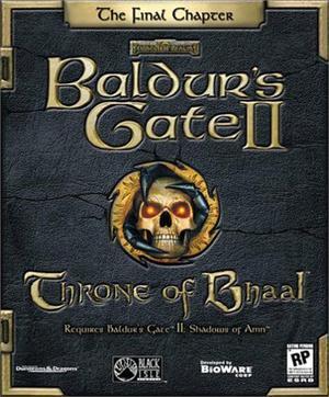 Трон Баала