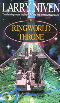 Трон Кольца / Ringworld Throne   [= Трон Мира-Кольца]