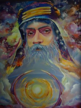 Творчество Шри Раджниша в контексте взаимодействия культур Востока и Запада [диссертация]