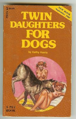 Twin daughters for dogs