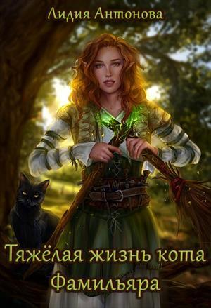 Тяжелая жизнь кота-фамильяра