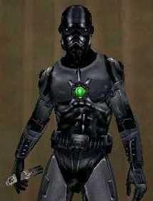 Тёмные силы 1: Солдат Империи
