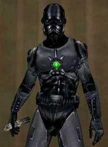 Тёмные силы 2: Агент Сопротивления