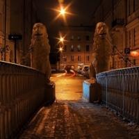 Тёмный Петербург