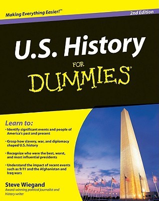 U.S. History For Dummies® [2nd Edition]