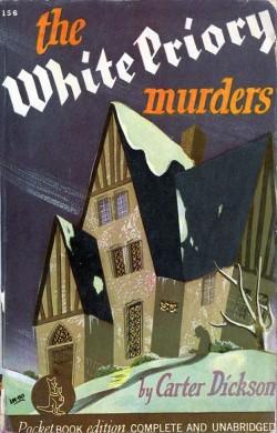Убийство в Уайт Прайор (ЛП)