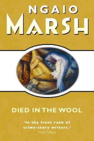 Убитая в овечьей шерсти [Died in the Wool]