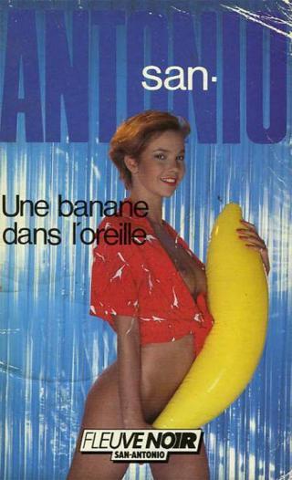 Une banane dans l'oreille