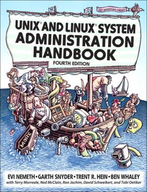 UNIX and Linux system administration handbook, 4ed