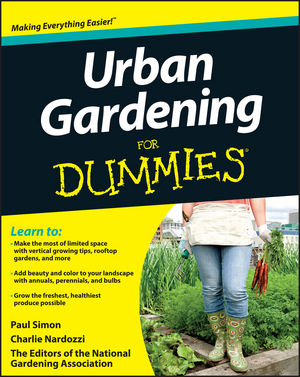 Urban Gardening For Dummies®