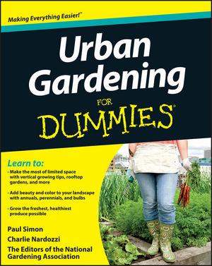 Urban Gardening For Dummies®