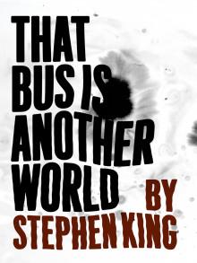 В этом автобусе — другой мир
