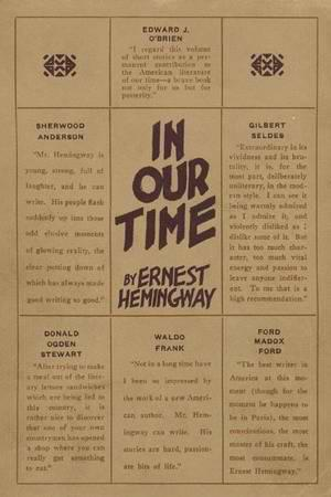 В наше время [Сборник рассказов, 1925]