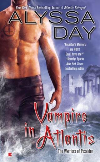 Вампир в Атлантиде
