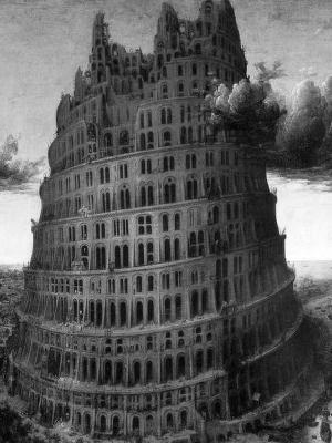 Вавилонская башня, или как народы разбрелись по миру после потопа (СИ)