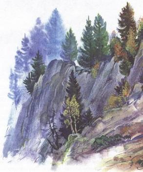 Великан на поляне или первые уроки экологической этики