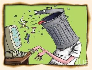 Виртуальная ненависть (СИ)