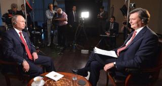 Владимир Путин: Интервью Bloomberg