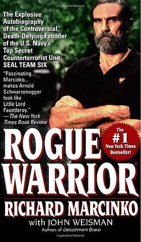 Воїн за межею [Rogue Warrior]