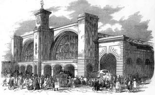 Вокзалы викторианского Лондона