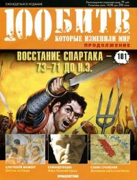 Восстание Спартака 73-71 до н.э.