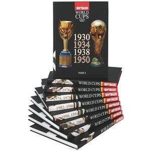 Все чемпионаты мира по футболу. Том 4