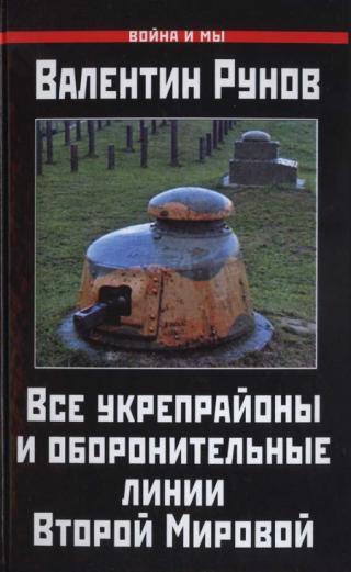 Все укрепрайоны и оборонительные линии Второй Мировой