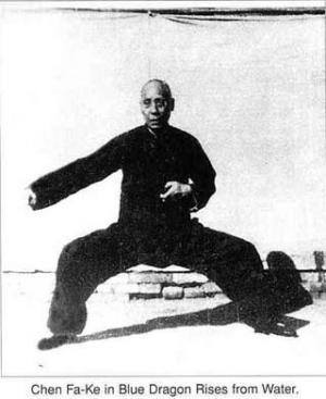 Высокий уровень мастерства Чэнь Факэ