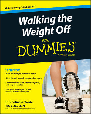 Walking The Weight Off For Dummies®
