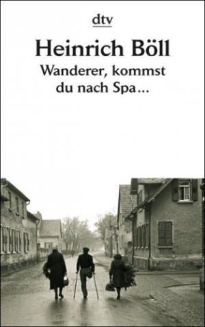 Wanderer, kommst du nach Spa…