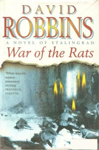 War of the Rats: A Novel of Stalingrad