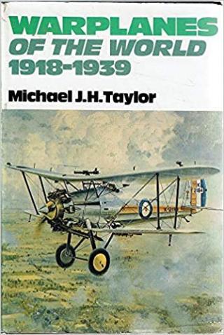 Warplanes of the World 1918-1939