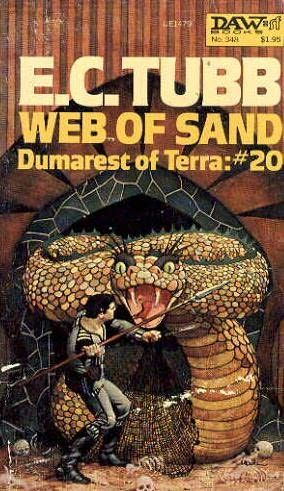 Web of Sand