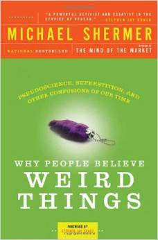 Why People Believe Weird Things: Pseudoscience, Superstition and Other Confusions of Our Time. Abstract of the book