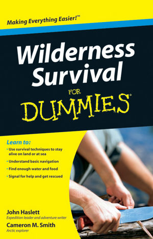 Wilderness Survival For Dummies®