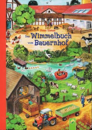 Wimmelbuch Bauernhof [Виммельбухи]