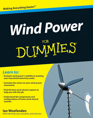 Wind Power For Dummies®