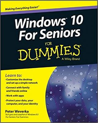 Windows 10 For Seniors For Dummies®