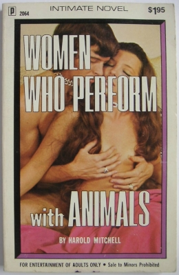 Women who perform with animals