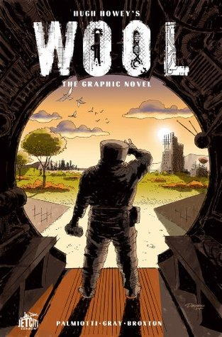 Wool: The Graphic Novel: Issue 1